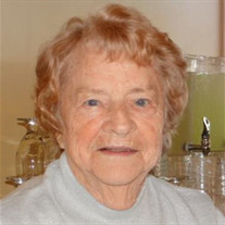 Anna D Ricci (née DeMan)