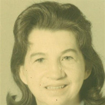 Mrs. Mavis Alma Powell