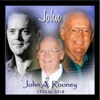 """John A. """"Jack"""" Rooney"""
