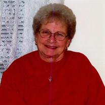 Patricia Sue McClellan