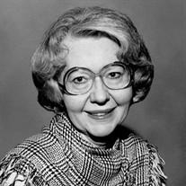 Ruth Ann Thurman