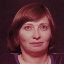 """V. """"Tina"""" Martine  Nichols"""