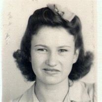 Betty Lou White Headlee
