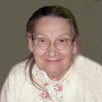 Gladys M.  Rustemeyer