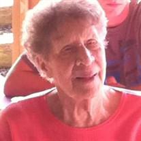 Mary Frances Wray