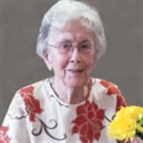 Harriet Mae Bos
