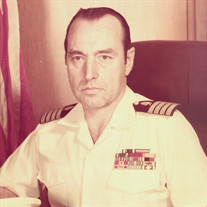 Capt. Laverne W. (Bill) Gay, U.S. Navy Ret.