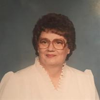 Geraldine  Burson Wynn
