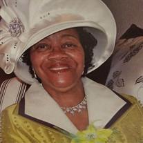 Sis. Dorothy Mae Davenport