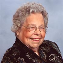 Mary Frances McKenna VanMetre