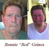 "Ronnie ""Red"" Goines"