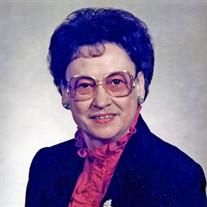 Mrs. Frances Sue Turner