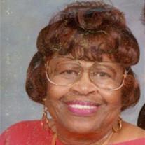 Mrs. Mildred Hunt