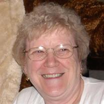 Mary Jane Carlston