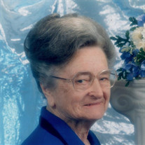 Mrs. Mary Burkes Acre