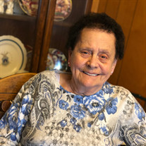 Mrs. Doris Alberta Joseph