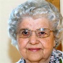 Mrs. Rose Marie Matthews