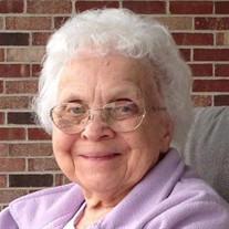 Eleanor M. Leriger