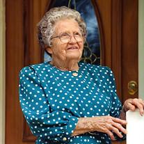 Mrs.  Grace Louise Snelgrove Edgar