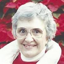 Mrs. Ruth Ann Peterson