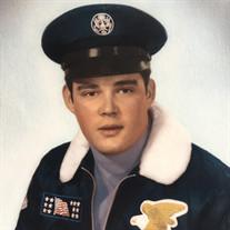 Sgt. Major William Melvin Ostean Jr.