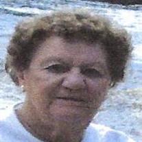 Patricia  Margaret Townsend