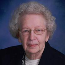 Theresa Mary Burkle