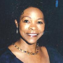 Mrs. Peggy Ann Hicks Brinson