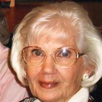 Opal Louise Matheny Billman