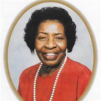 Yvonne L Patterson