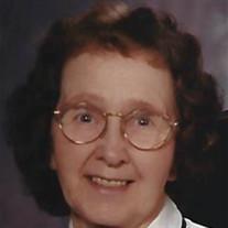 Joan M. Hedglen