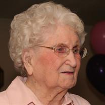 Annie Marie Robinson Hicks