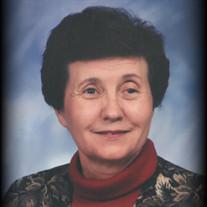 Diane Walker of Selmer, Tennessee