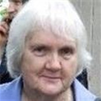 June Bergmann (nee Caruthers)