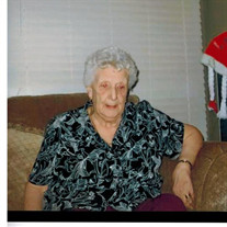 Mrs  Helen Juanita Johnson Obituary - Visitation & Funeral