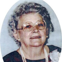 Hazel Elaine Foster