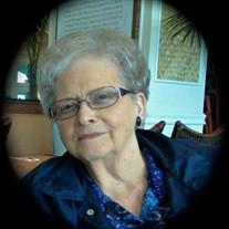 Betty Jo Haston