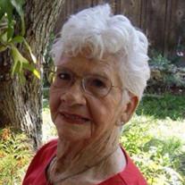 Nannie Lee Ormesher