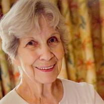 Betty Lou (Hamlin) Piatt-Holding