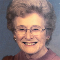 Shirley Evelyn (Mohr) Zeigler