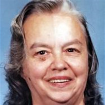 Jane Marie Robertson