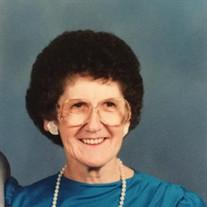 Margaret Joanne Booth