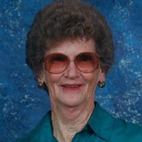 Frances Jean Spencer