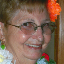 Marjorie A. Ferris