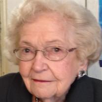 Mrs. Evelyn Louise Hennington