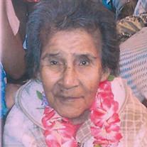 Soledad Morgan Ycoy