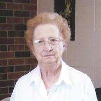 Mrs. Katie Jewel Hendry Thornton