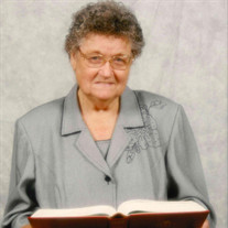 Mrs. Verna Odean Barnett Dees