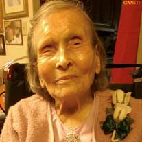 Wilma Irene Goolsby Selph