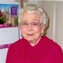 Genevieve Peggy Moody